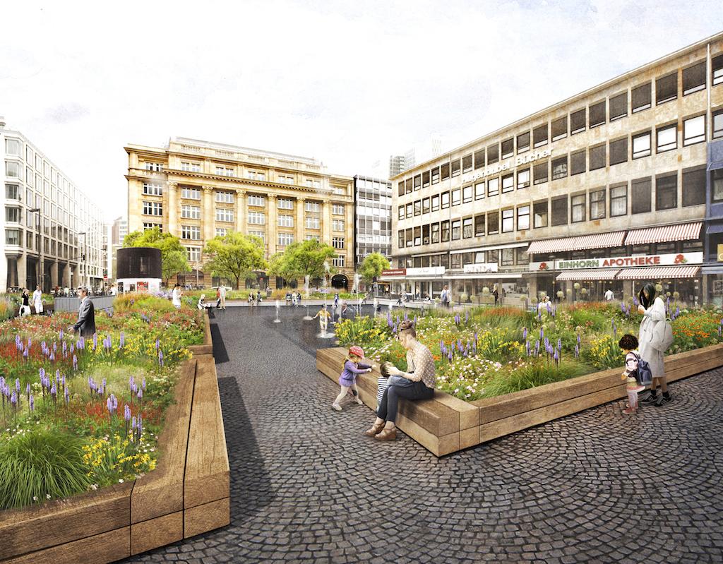goetheplatz ro markt und rathenauplatz seite 39 deutsches architektur forum. Black Bedroom Furniture Sets. Home Design Ideas