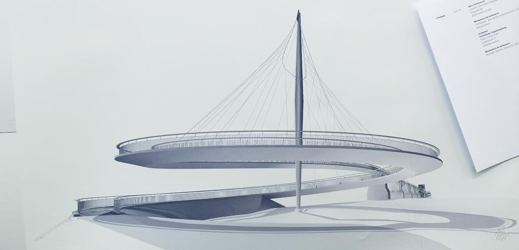 Bauprojekte zwischen ostpark und grusonstra e ostbahnhof for Architektur rampe