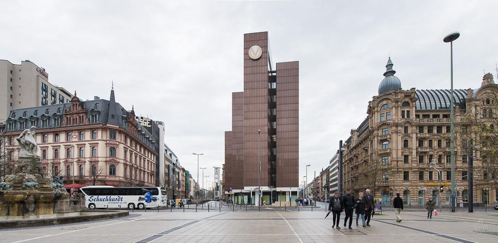 gebäude commerzbank frankfurt