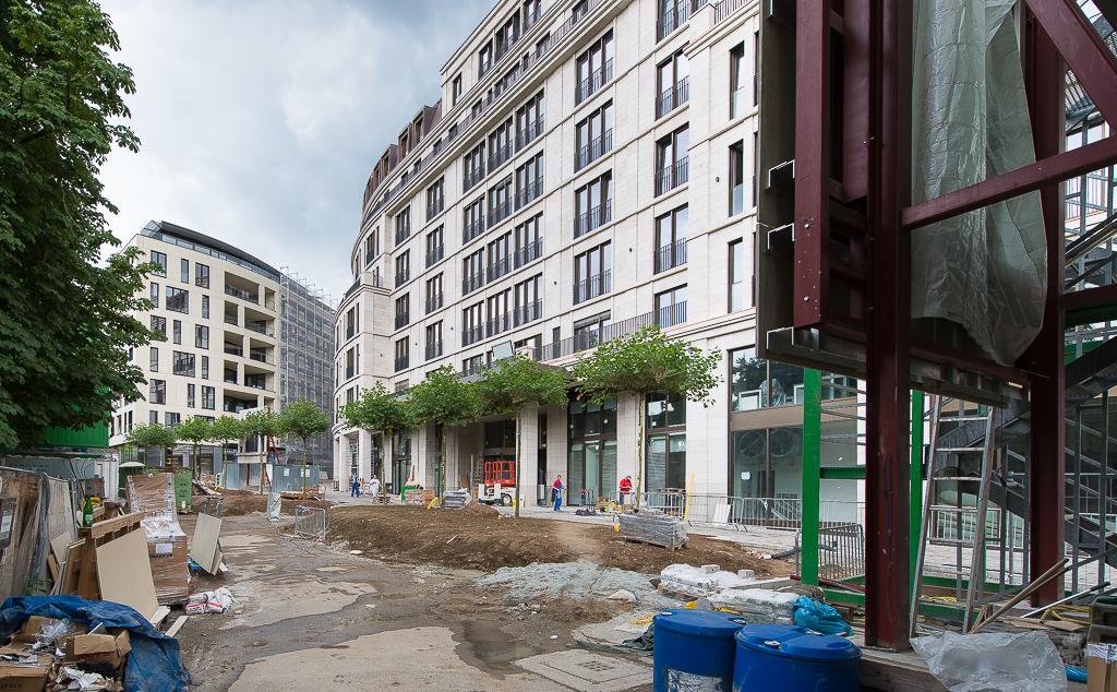 Projekt opernplatz xiv mit sofitel frankfurt op ra for Raumgestaltung ramm