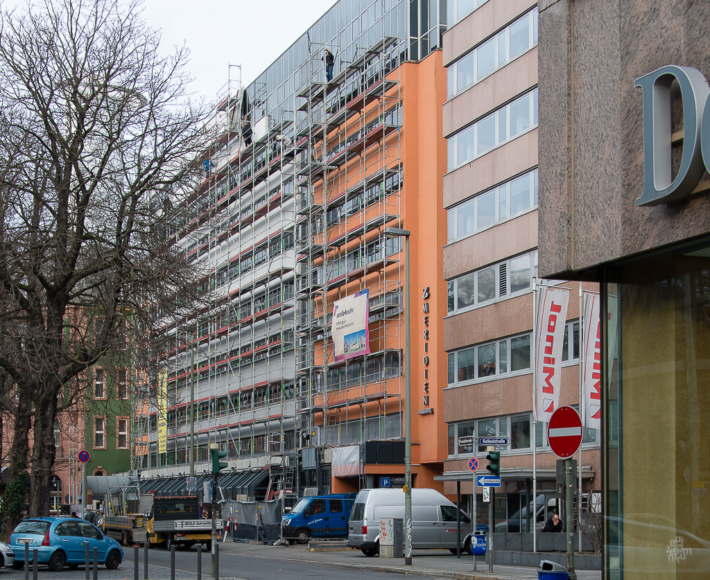 Hotelprojekte in frankfurt seite 55 deutsches for Architektur frankfurt