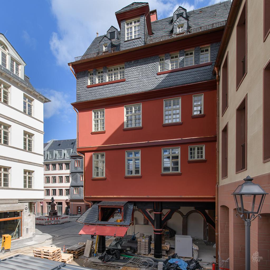 58 Best Pictures Das Rote Haus Frankfurt